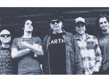 Alchemy Tour: Neil Young & Crazy Horse picture