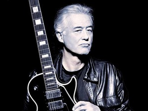 Jimmy Page artist photo