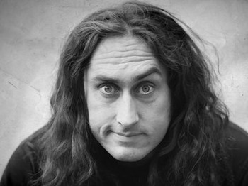 Tangentleman: Ross Noble picture