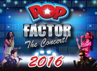 Pop Factor, The Concert! 2016 artist photo