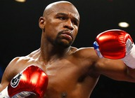 Floyd Mayweather artist photo
