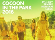 Cocoon In The Park 2016 artist photo