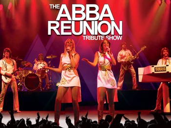 Abba Reunion Tribute Show artist photo