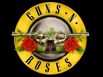 Guns N' Roses + Thin Lizzy picture