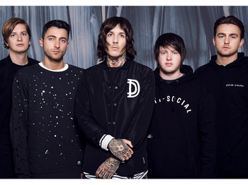 Album Launch: Bring Me The Horizon + Feed The Rhino picture