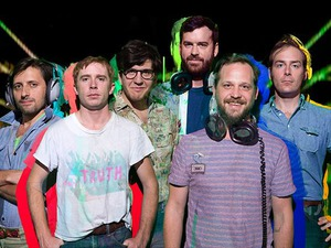Dr. Dog artist photo