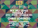 The Blast Presents Black Butter Records: My Nu Leng, Toddla T, Chris Lorenzo event picture