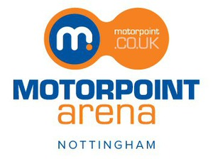 Motorpoint Arena Nottingham artist photo