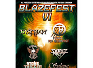 Blazefest VI: The Dystopian Project + Tequila For Breakfast + Gasoline Outlaws + Stereo Nasty + Stone Trigger + Selene artist photo