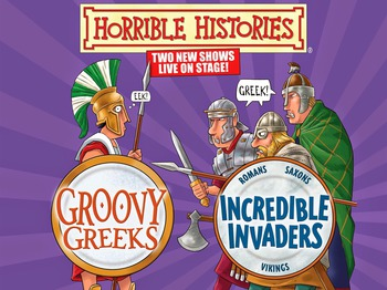 The Vile Victorians: Horrible Histories picture