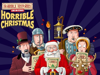 Horrible Christmas: Horrible Histories picture