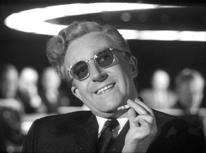 Film promo picture: Dr Strangelove (How I Learned To Stop Worrying And Love The Bomb)