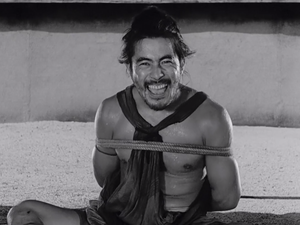 Film promo picture: Rashomon