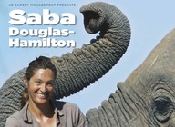 Saba Douglas-Hamilton artist photo