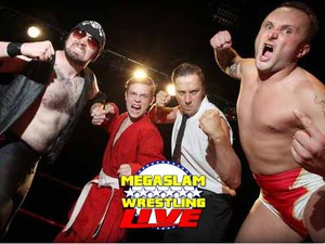 Megaslam Wrestling artist photo