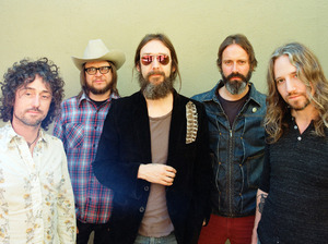 The Chris Robinson Brotherhood artist photo