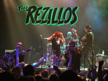 The Rezillos picture