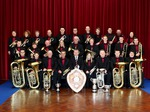 Rothwell Temperance Brass Band artist photo
