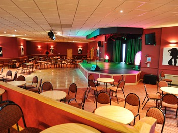 Rotherham Trades Club venue photo