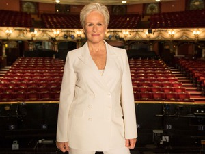 Glenn Close artist photo