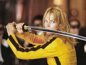 Film promo picture: Kill Bill (Volume 1)