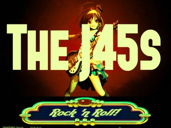 An Evening Of Good-time Rock And Roll: The J45s picture