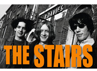 The Stairs artist photo