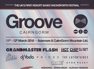 Groove CairnGorm 2016 artist photo