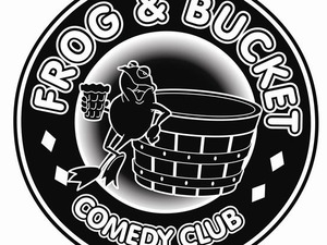 Frog and Bucket Comedy Club artist photo