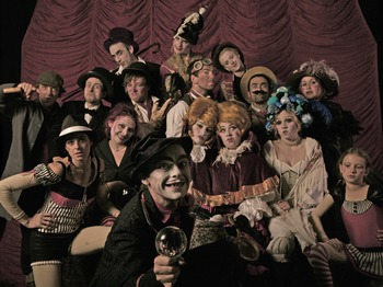 Showzam Presents The Last Waltz: The Invisible Circus picture