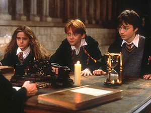 Film promo picture: Harry Potter & the Philosopher's Stone
