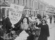 Make More Noise! Suffragettes In Silent Film artist photo
