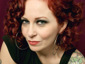 Anneke Van Giersbergen artist photo