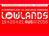 Lowlands artist photo