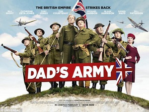 Film promo picture: Dad's Army