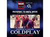 Coldplay to play indigo, London in February as part of Passport To BRITs week