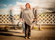 Lowri Evans artist photo