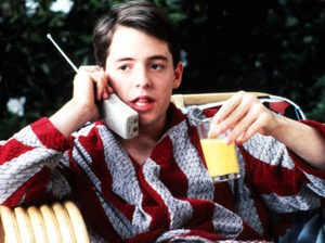 Film promo picture: Ferris Bueller's Day Off