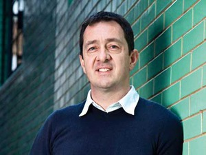 Chris Boardman artist photo