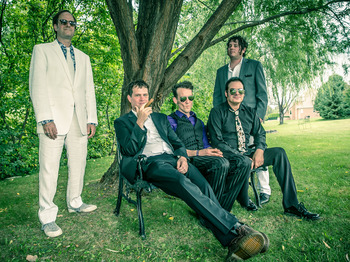 10th Anniversary Tour - Performing FIRE: Electric Six + Two Choices + Massive Horse picture