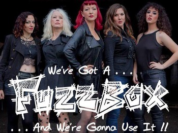 Fuzzbox artist photo