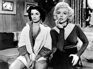 Film promo picture: Gentlemen Prefer Blondes