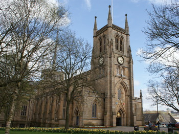 Blackburn Cathedral venue photo