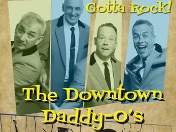 The Downtown Daddyo's artist photo