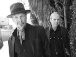 Dave & Phil Alvin And The Guilty Ones artist photo