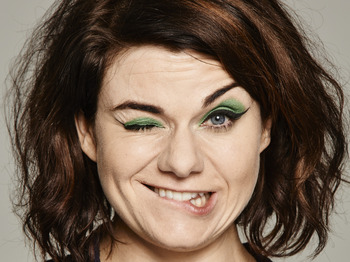 Caitlin Moran artist photo