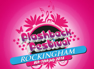 Flashback Festival Rockingham artist photo