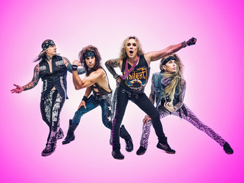Steel Panther + Falling Red picture
