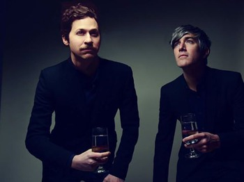 Club NME: We Are Scientists + Paws picture