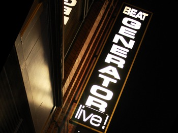 Beat Generator Live! venue photo